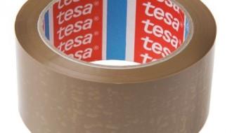 Tesa® 4120 Brown Single Sided Packaging Tape