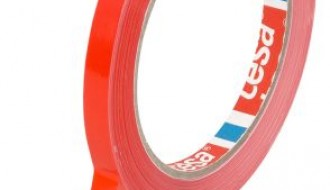 Tesa® 4204 Red Single Sided Packaging Tape