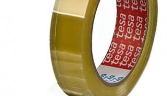 Tesa® 4204 Transparent Single Sided Packaging Tape