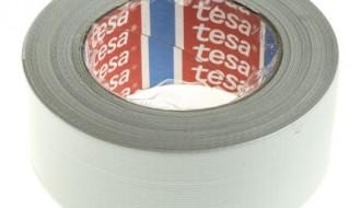 Tesa® 4613 PE Coated White Duct Tape