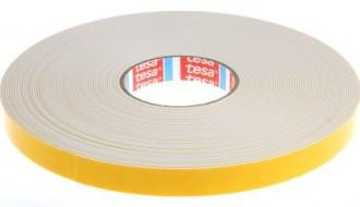 Tesa® 62936 Black/White PE Foam Double Sided Tape