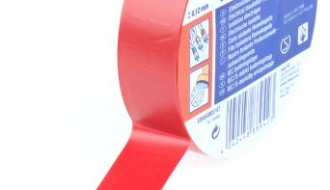 tesaflex 53948 Red Electrical Insulation Tape